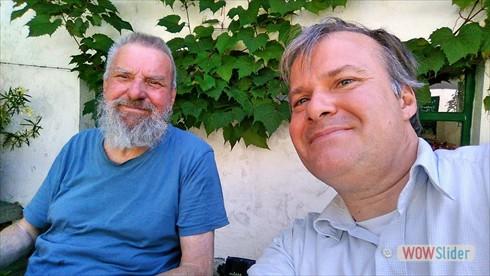Jan + ich