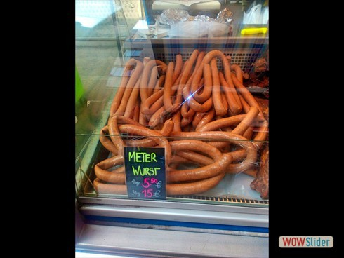 meterwurst